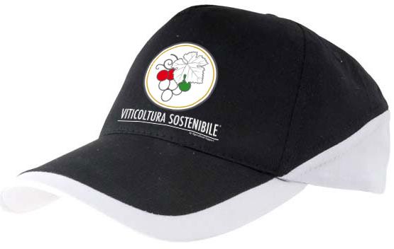 Cappellino Viticoltura Sostenibile